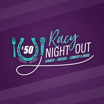 A Racy Night Out: Racing, Dinner, Comedy & More